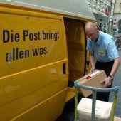 Post bringt offenbar nicht allen was