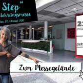 Next Step – die 1. virtuelle Lehrlingsmesse