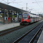 Baustelle Rankler Bahnhof: Zustiegsort wechselt