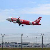 Air-Asia-Besatzung versetzt Passagiere in Todesangst
