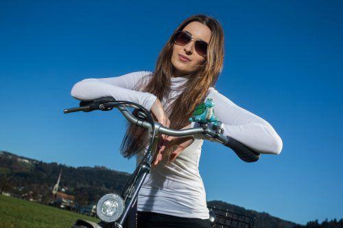 Betriebe fördern u.a. E-Bikes. VN/Steurer
