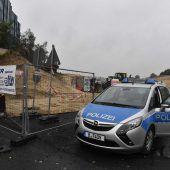 Evakuierungen nach Bombenfund in Berlin