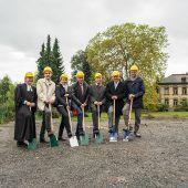 Startschuss für neues Gemeindezentrum