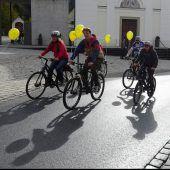 150 Radler zum Ende der Radsaison dabei