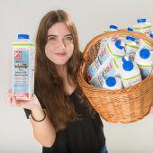 VN-Gewinnspiel mit frischer Milch