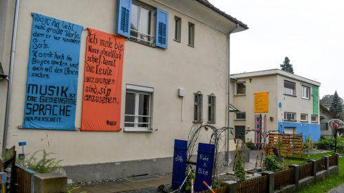 Die Montessori-Privatschule in Höchst: Der Beschuldigte hatte die Bildungseinrichtung bis zu seiner Festnahme im Vorjahr geleitet. O. Lerch