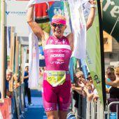 Auf Marathonstrecke den Sieg fixiert