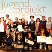 Land zeichnet Projekte der Jugend aus