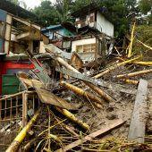 Tropensturm fordert viele Todesopfer