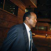 O.J. Simpson nach Begnadigung aus Haft entlassen
