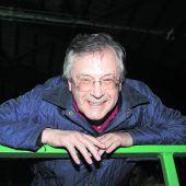 Rudi Zanona, ein aktiver Achtziger
