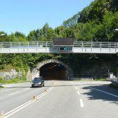 Sperre des Citytunnels