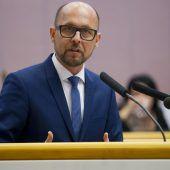 SPÖ vermisst Fantasie im Landesbudget