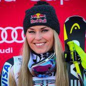 Lindsey Vonn fordert die Skiherren C3