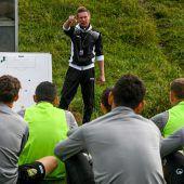 Trainer Gernot Plassnegger will mit der Austria auf die Erfolgsstraße zurück C1