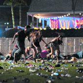 Tödliche Schüsse auf Konzert in Las Vegas