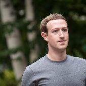 Shitstorm für Zuckerberg