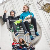 Luschnouar Kilbi lockte trotz Regenwetters Tausende Besucher A6