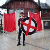 KPÖ macht halt vor dem Roten Haus