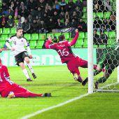 1:0-Sieg beim Abschied von Marcel Koller