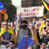 Katalonien wartet mit Unabhängigkeit