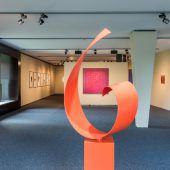 Hommage an Gottfried Honegger im Otten Kunstraum in Hohenems