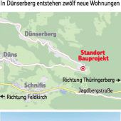 Kleinste Gemeinde Vorarlbergs mit innovativem Wohnbauprojekt