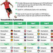 Im Dezember wird es für Österreich in der Nations League ernst