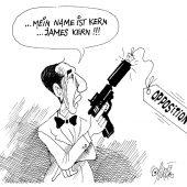007-Schreck-Schuss-Pistole!