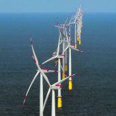 Windparks auf offenem Meer könnten ganze Welt versorgen