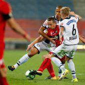 Cup-Endstation Graz: Altach verliert bei Sturm 1:4