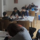 Lernhilfe Bregenz – Ehrenamtliche lernen mit Kindern