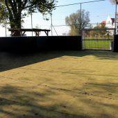 Fußballplatz in Lochau gesperrt