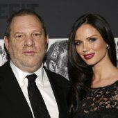 Weggefährten und Ehefrau distanzieren sich von Weinstein