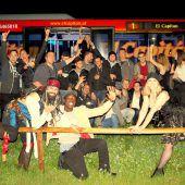 Partybus für Disco-Besuch