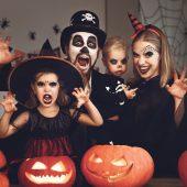 Familienprogramm undPartyspaß zu Halloween