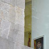 Puigdemont hat sich abgesetzt