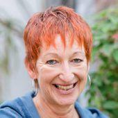 Eva Rossmann liest in der Bücherei am Dorfbach