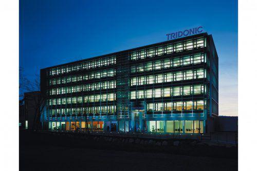 Bei Tridonic in Dornbirn hat man mit der Außenleuchte Siderea eine Beleuchtung entwickelt, die extrem energieeffizient ist. FA