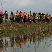 Amnesty sieht neue Beweise für gezielte Vertreibung