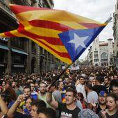 Generalstreik legt fast ganz Katalonien lahm