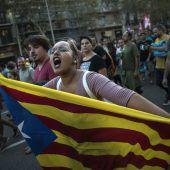 Harte Fronten in Spanien