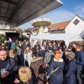 Die Luschnouar Kilbi: das größte Volksfest Vorarlbergs