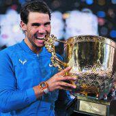 Titel Nummer 75 für Rafael Nadal