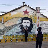 Gedenkfeier für Che Guevara
