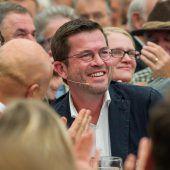 Guttenberg beim Wirtschaftsforum