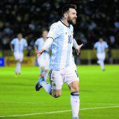 Lionel Messi, Retter einerganzen Nation