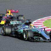 Vettel im Elend, Hamilton vor Titel