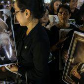 Thailand nimmt Abschied