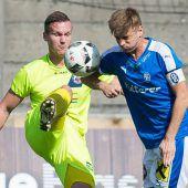 FC Lustenau von Meiningen im eigenen Stadion deklassiert